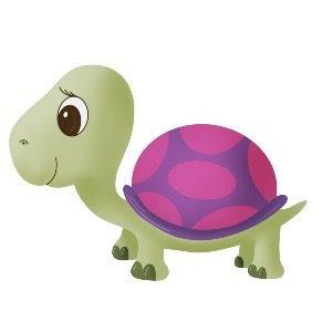 Schildkrötenmädchen
